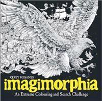 Imagimorphia. En helt spesiell fargeleggingsbok