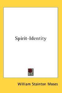 Spirit-identity