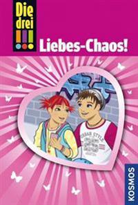 Die drei !!! 60: Liebes-Chaos! (drei Ausrufezeichen)