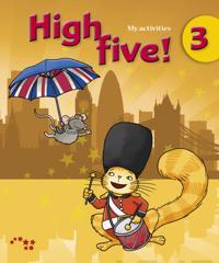 High five! 3