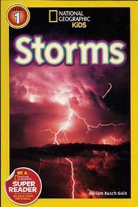 Storms (1 Paperback/1 CD)
