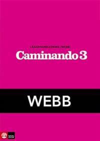 Caminando 3 Lärarhandledning (Webb)