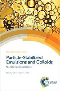 Particle-Stabilized Emulsions and Colloids: Formation and Applications