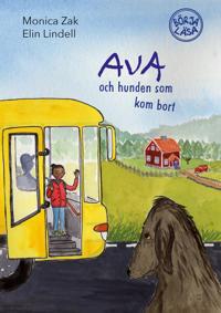 Ava och hunden som kom bort - Monica Zak - böcker (9789172997929)     Bokhandel