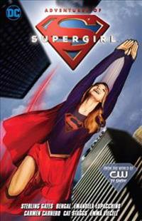 Adventures of supergirl tp