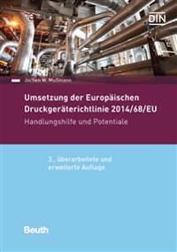 Umsetzung der Druckgeräterichtlinie 2014/68/EU