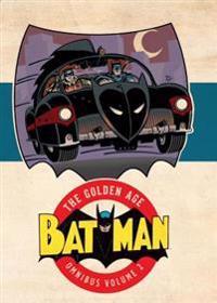 Batman the Golden Age Omnibus 2