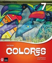 Colores 7 Textbok