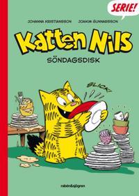 Katten Nils. Söndagsdisk