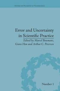 Error and Uncertainty in Scientific Practice