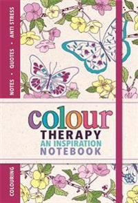 Colour Therapy: An Inspiration Notebook