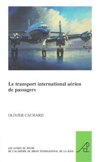 Le Transport International Aerien de Passagers