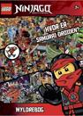 LEGO Ninjago Myldrebog