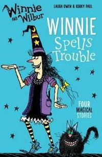 Winnie and wilbur: winnie spells trouble