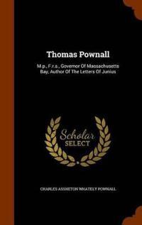 Thomas Pownall