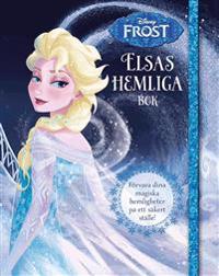 Frost. Elsas hemliga bok