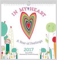 In My Heart 2017 Calendar
