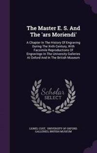 The Master E. S. and the 'Ars Moriendi'