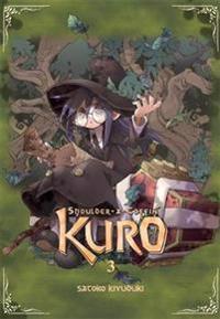 Shoulder-a-Coffin Kuro, Vol. 3