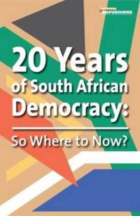 20 Years of South African democracy
