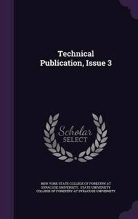 Technical Publication, Issue 3