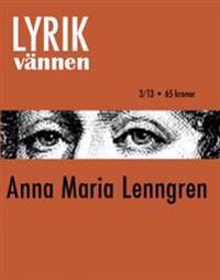 Lyrikvännen 3(2013)