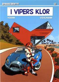 Spirous äventyr 52  I vipers klor -  pdf epub