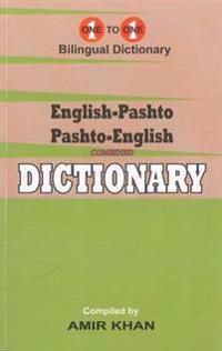 English-pashto & pashto-english one-to-one dictionary. script & roman (exam
