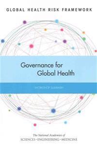 Global Health Risk Framework