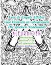 Leer de Engels Alfabet Voor Kinderen En Volwassenen Die Spreken Nederlands Kleurboek Ontdekken Getallen 1-20 En Symbolen Modern Art Drawing