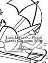 Lake Leelanau Water Safety Coloring Book