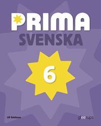 Prima Svenska 6 Basbok - Ulf Eskilsson pdf epub