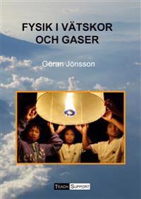 Fysik i vätskor och gaser - Göran Jönsson - böcker (9789163798269)     Bokhandel
