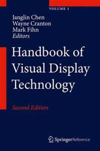 Handbook of Visual Display Technology