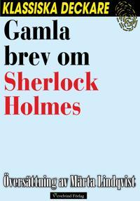 Gamla brev om Sherlock Holmes