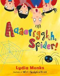 Aaaarrgghh Spider!
