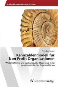 Kennzahlenmodell Fur Non Profit Organisationen