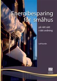 Energibesparing för småhus : på rätt sätt - i rätt ordning