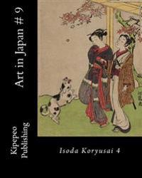 Art in Japan # 9: Isoda Koryusai 4