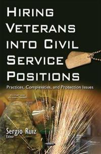 Hiring Veterans into Civil Service Positions