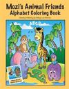 Mozi's Animal Friends Alphabet Coloring Book