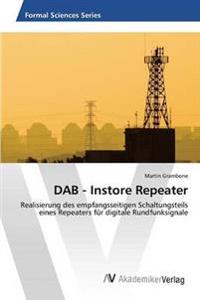 Dab - Instore Repeater
