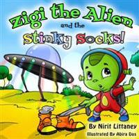 Zigi the Alien and the Stinky Socks