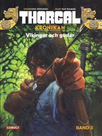 Thorgal 3. Vikingar och gudar