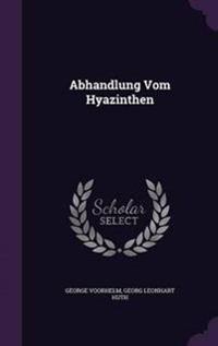 Abhandlung Vom Hyazinthen