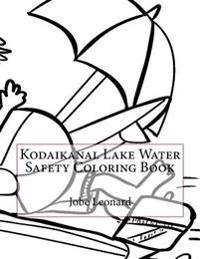 Kodaikanal Lake Water Safety Coloring Book