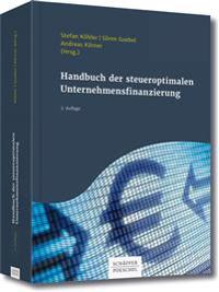 Handbuch der steueroptimalen Unternehmensfinanzierung