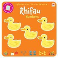 Cyfres Hwyl Stribyn: Rhifau / Pull out and Play Books: Numbers