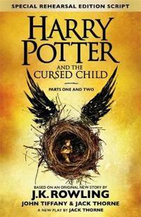 Harry Potter and the Cursed Child - Parts OneTwo (Special Rehearsal Edition)