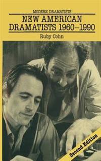 New American Dramatists 1960-1990